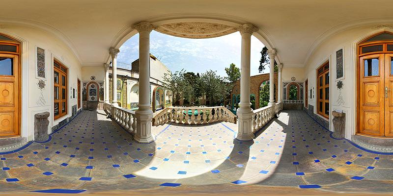 گرانترین خانه جهان در تهران+ عكس